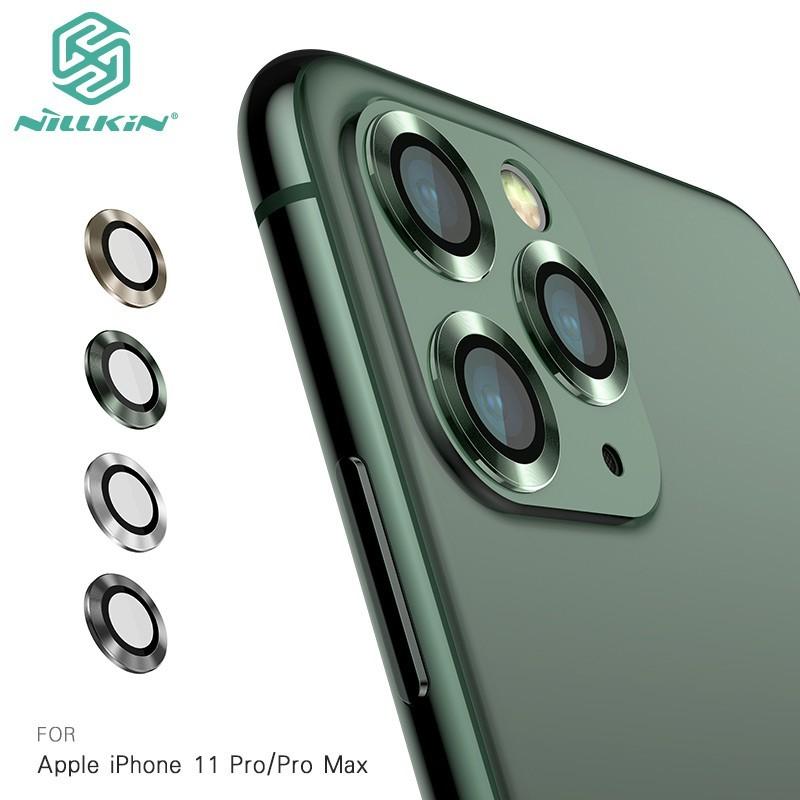 nillkin apple iphone 11 pro/pro max 彩鏡鏡頭貼(三片裝)