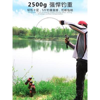 馬口路亞竿套裝馬口竿ul超軟超輕軟調實心魚竿微物翹嘴白條釣魚桿 (4.1折)