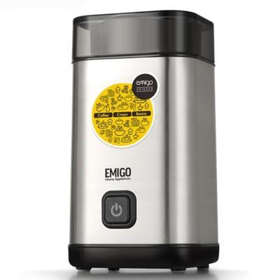 磨豆機 磨豆機 家用電動咖啡豆研磨機小型咖啡機五穀雜糧芝麻磨粉機 - 電動磨豆機 (4.9折)