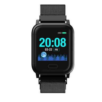 智慧手錶 大顯DX200 彩色大屏智慧運動手環 睡眠監測智慧手錶 計步時尚男女防水穿戴 雙11 (6.6折)