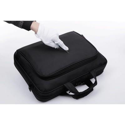 免運筆電包 聯想防震筆記本包14寸15寸15.6英寸17吋單肩商務包手提男女電腦包 - 17.3吋 (3.2折)