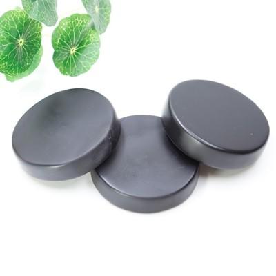 刮痧器 砭石能量石刮痧板頸椎專用背部推背神器養生能量石按摩工具美容院 - 砭石熱敷石3塊 (4.6折)