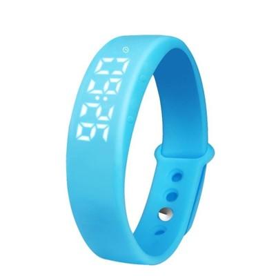 計步器智慧手環兒童中小學生電子手錶睡眠監測小米運動手環韓國風 (4.5折)
