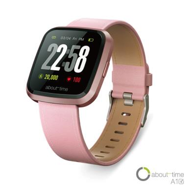 A1S smart watch 智慧手錶-星空系列(星砂粉) (9折)