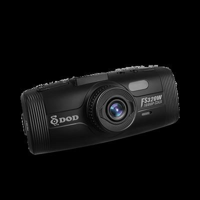 DOD FS320W FULL HD行車記錄器★16G★ (6折)