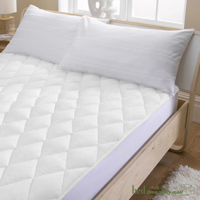 【床邊故事】基礎型抗污保潔墊-雙人加大6尺-加高床包式 (4.8折)