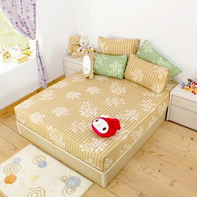 【床邊故事】超細纖維薄床包枕套組-單人加大3.5尺(10款花色) (4.8折)