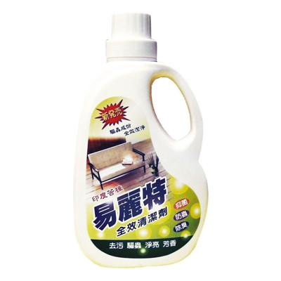 【易麗特】印度苦楝防蟲抗菌全效清潔劑(2000ml) (3.9折)