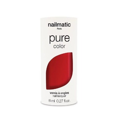 Nailmatic 純色生物基經典指甲油-DITA-胭脂紅 (9.5折)