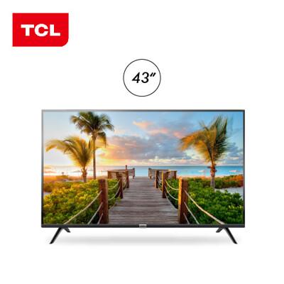 TCL 43吋 S6500 智能液晶顯示器 (9.4折)