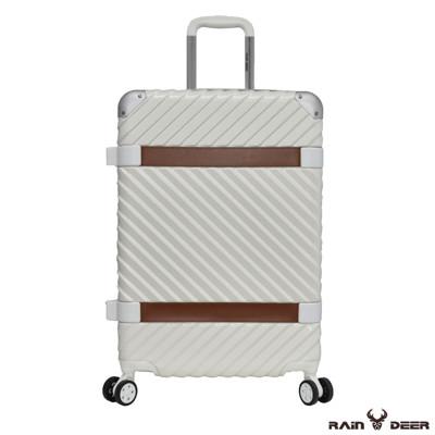 【RAIN DEER】娜薇亞29吋PC+ABS亮面行李箱(顏色任選) (3.3折)