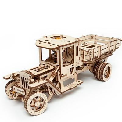 Ugears 自我推進模型 - 四輪驅動卡車 (9.3折)