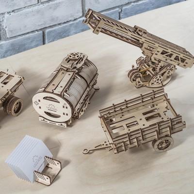 Ugears 自我推進模型 - 卡車改造配件 (9.2折)