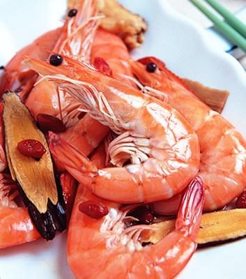 紹興醉蝦,麻辣蝦,黑胡椒蝦,蔥油蝦,咖哩蝦,椒鹽蝦,冰鎮蒜蝦,義式檸檬蝦 (6.1折)
