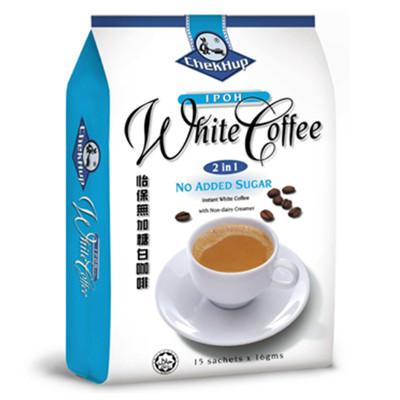 ~[即期良品出清]~澤合 怡保白咖啡無糖二合一X4袋/組 (5.6折)