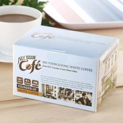 新源隆 無糖2合1怡保白咖啡盒裝X4盒/組 (5.8折)