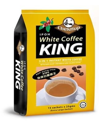 澤合怡保白咖啡含糖三合一(3袋組) (7.7折)