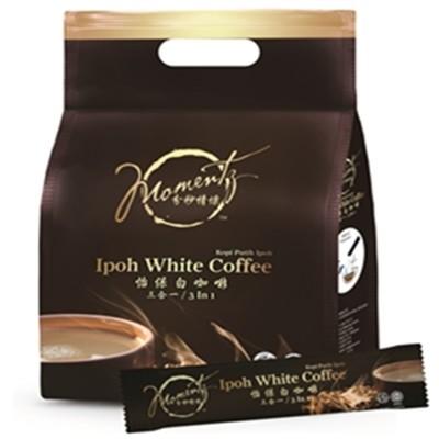 【分秒情懷】怡保白咖啡含糖三合一(4袋組)~良品出清 (3.2折)