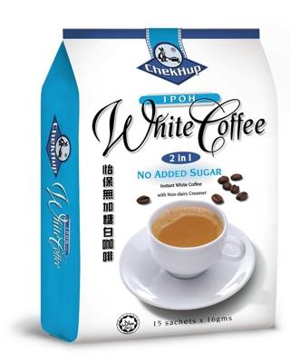 澤合怡保白咖啡無糖二合一(3袋組) (7.7折)