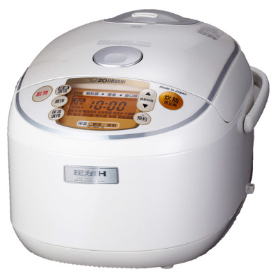 ZOJIRUSHI 象印 10人份多段式壓力IH微電腦電子鍋(NP-NDF18) (6.5折)