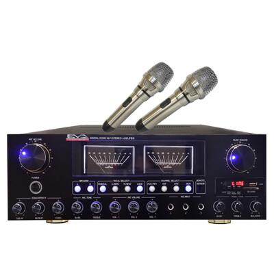 EVA超好唱震撼大功率400W藍牙/USB/FM擴大機 (5.3折)