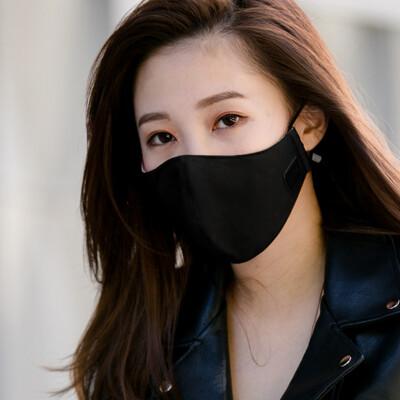 【Xpure淨對流】抗霾布織口罩beauty款 膠原蛋白+防PM2.5  黑灰可選 (7.5折)