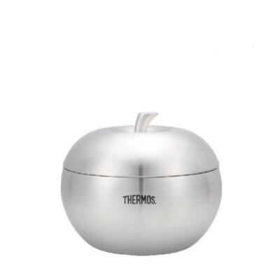膳魔師雙層不鏽鋼蘋果餐碗0.9L (4.7折)