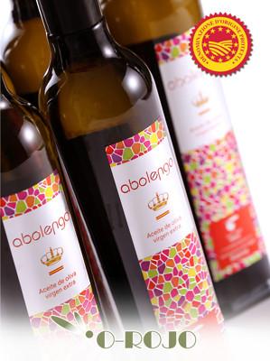 西班牙艾玻欖果DOP特級初榨橄欖油500ml (6.5折)