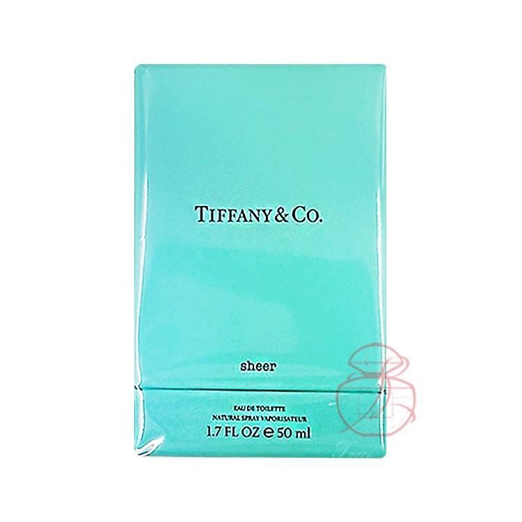 蒂芬妮 tiffany&co. 晶淬女性淡香水 50ml岡山真愛香水化妝品批發館