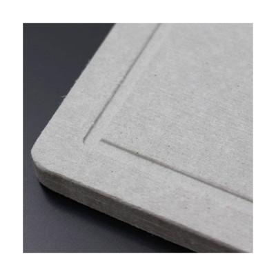日本原裝進口 HIRO 珪藻土 方形杯墊 硅藻土 快速吸濕 硅藻土 5入一組-白色 (1.6折)