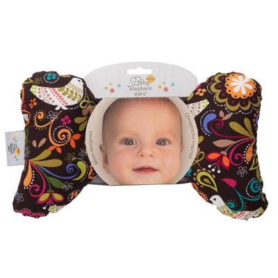 美國製 Baby Elephant Ears 推車汽寶寶護頸枕 蝴蝶枕枕 (8折)
