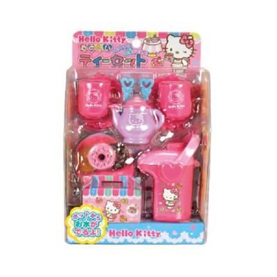 日本進口 Hello Kitty 扮家家酒 下午茶玩具組《熱水瓶-甜甜圈》 (8.3折)