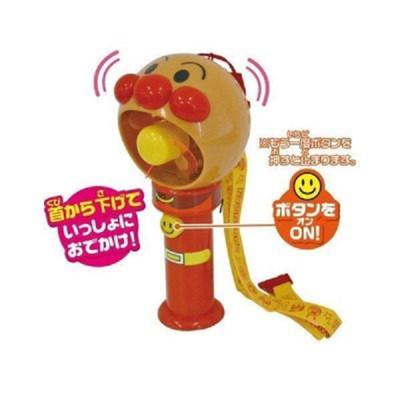 日本進口 Anpanman 麵包超人 隨身攜帶/手持式電風扇 玩具 安全扇葉 (7.9折)