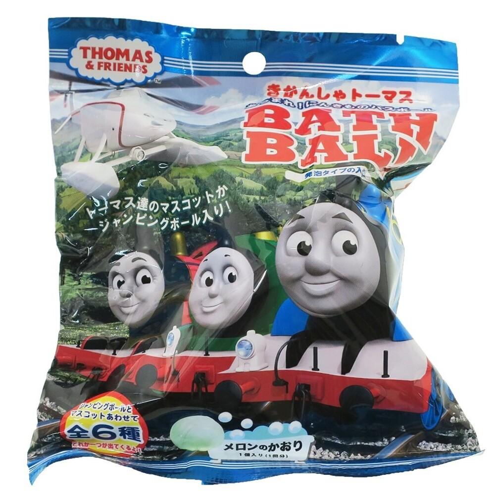 日本 湯瑪士小火車大集合沐浴球 沐浴球 沐浴球 泡澡球 入浴球 泡泡球 入浴劑