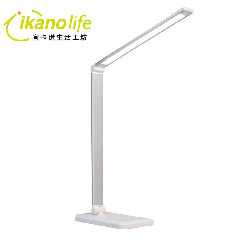 led無線充電護眼檯燈_可調色溫光源_usb充電