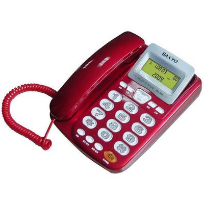 SANYO 三洋來電顯示助聽增音有線電話機 TEL-817 (7.7折)