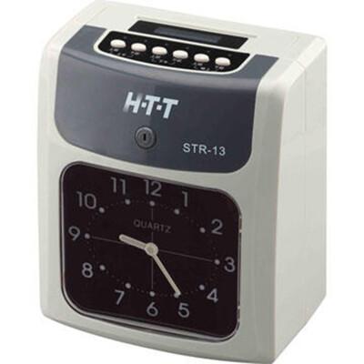 htt 六欄位雙色打卡鐘 str-13 (8.5折)