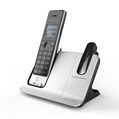 阿爾卡特ALCATEL 數位無線電話 + 數位無線耳機 SB1000 (8.9折)
