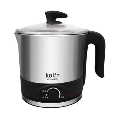 歌林  1.5L不鏽鋼單柄美食鍋  KPK-MN003 (5.8折)