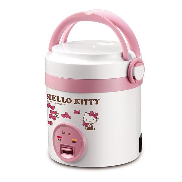 歌林Hello Kitty隨行電子鍋(一人份) KNJ-MNR1230 - 商品圖 1