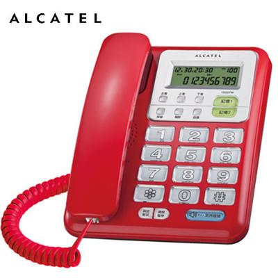 阿爾卡特 Alcatel 來電顯示有線電話 T222TW (7.5折)