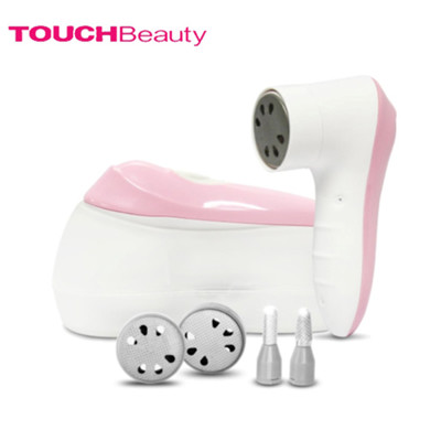 Touch Beauty  USB充電四件式足部去角質器  AS-1336 (5.8折)
