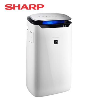 SHARP夏普 15坪 自動除菌離子空氣清淨機 FP-J60T-W (9.9折)