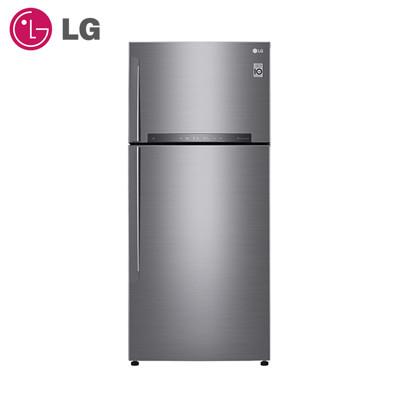 [LG 樂金]525公升 變頻雙門冰箱 星辰銀 GN-HL567SV (9折)