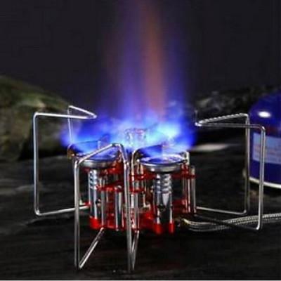 步林 5800W BL100-B6-A 三爐頭攜帶式高山瓦斯爐 豋山爐 蜘蛛爐 高山爐 (8.3折)