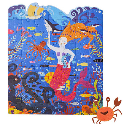 希臘MiDeer 兒童童話故事拼圖-海的女兒 (5折)