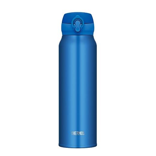 膳魔師不鏽鋼金屬藍保溫瓶  jnl-752