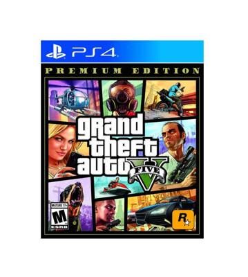 PS4 俠盜獵車手 5 GTA5 豪華版 美版 中文版 (3.9折)