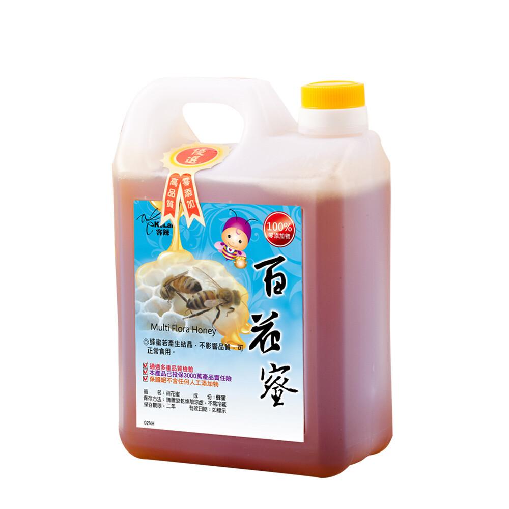 客錸優選台灣百花蜜(1800gx1)