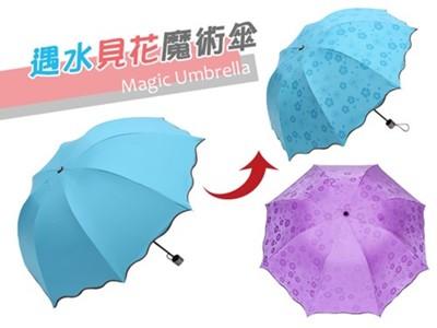 (雨傘)遇水見花魔術傘 (5.4折)